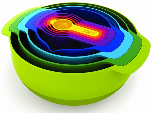 Joseph Joseph Nest 9 Plus Food Preparation Set