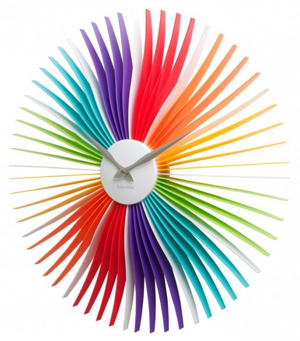 Karlsson Oopsy Daisy Wall Clock