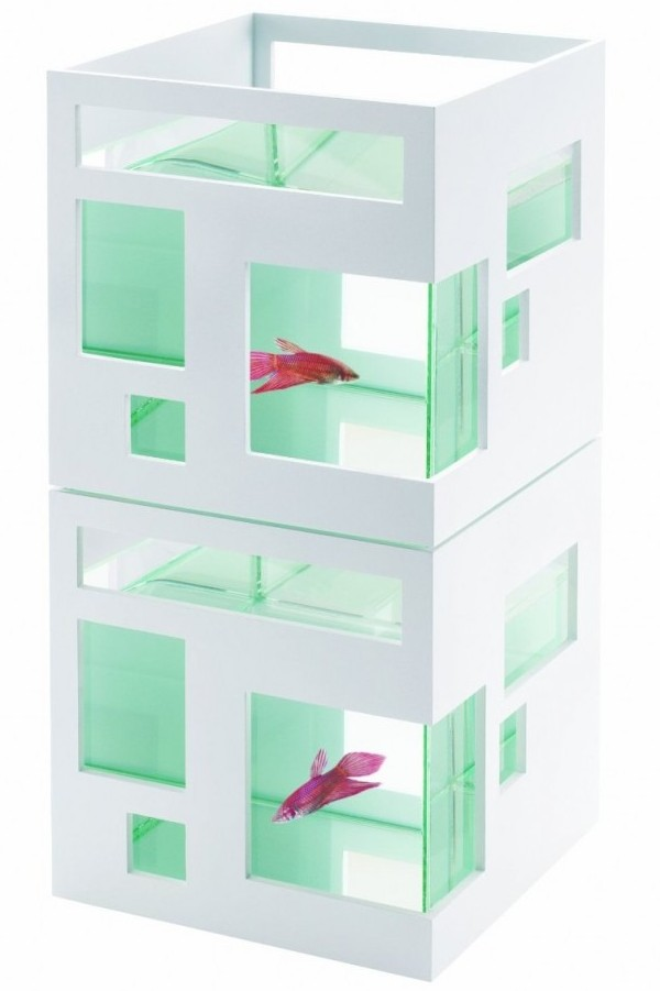 Umbra Fish Hotel Aquarium