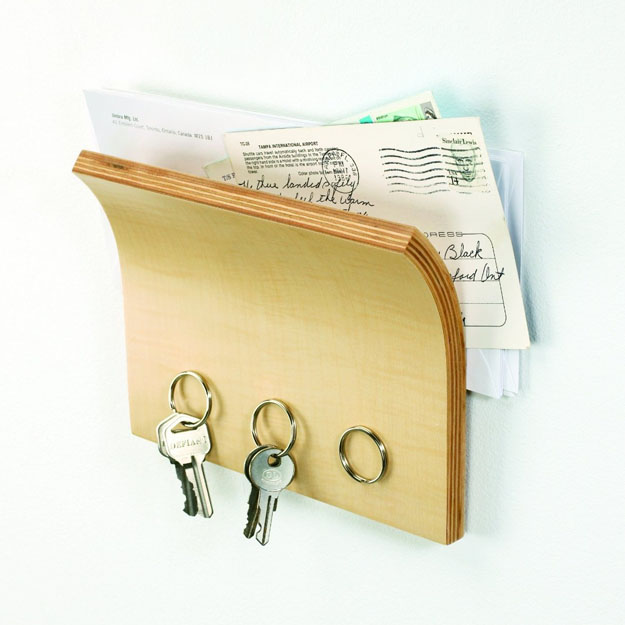 Umbra Magnetter Wall-Mount Key & Mail Organizer
