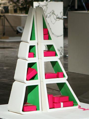 Modern Christmas Tree - Manuela Michalski