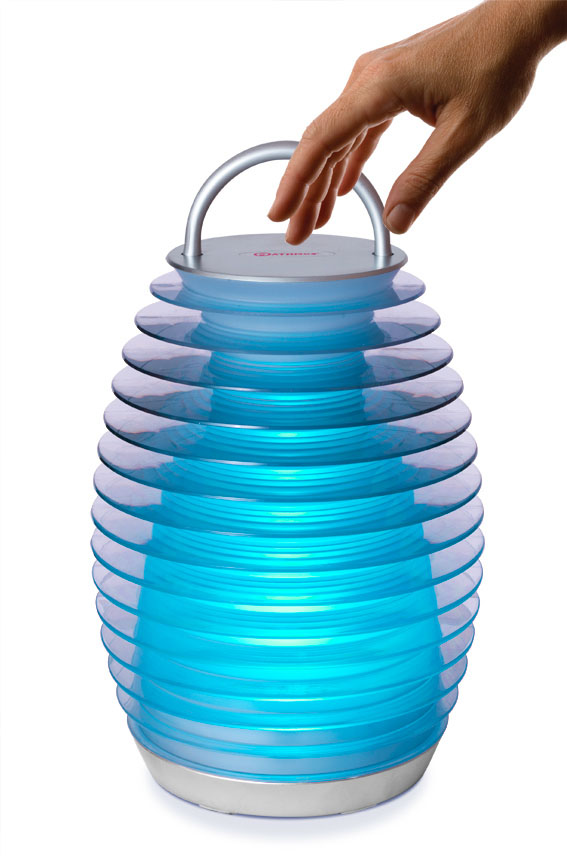 Mathmos Bump Lantern Portable Rechargeable Light