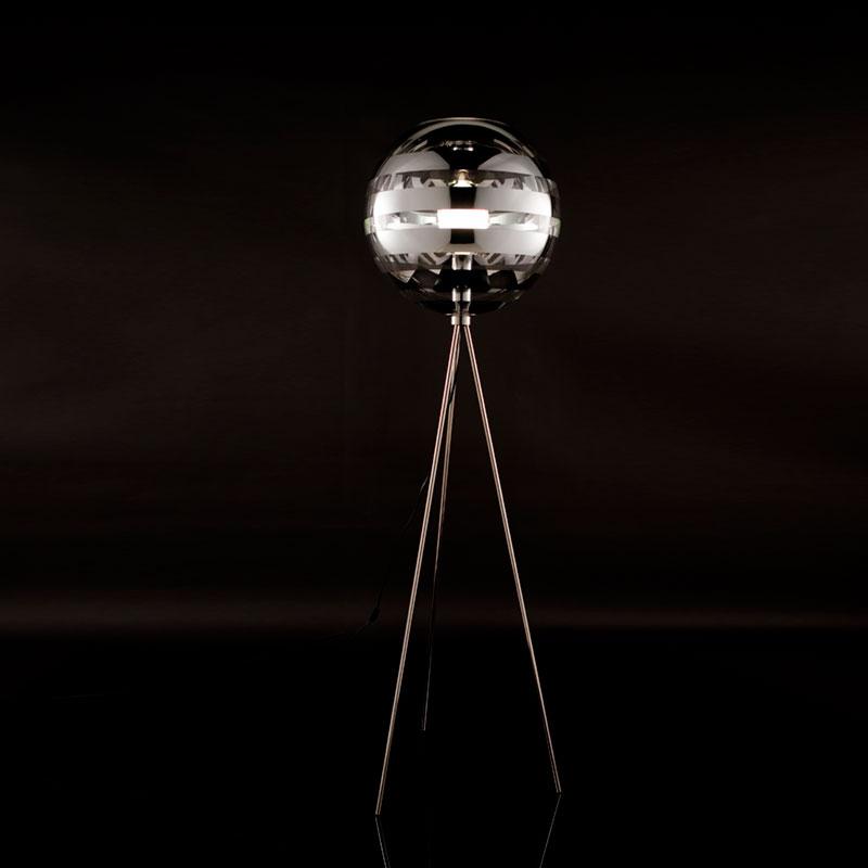 Zebra Floor Lamp by Viso - Modern Floor Lamp